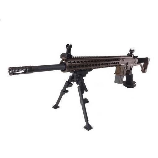 M4 Anti Sniper Dark Gold AEG