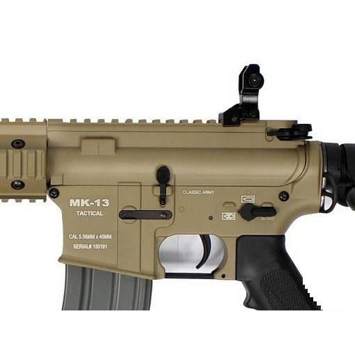 M4 MK-13 Metal Classic Army AEG