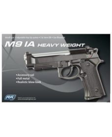 M9 IA élite Airsoft Full metal blowback