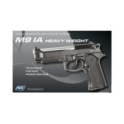 M9 IA élite Airsoft Full metal blowback