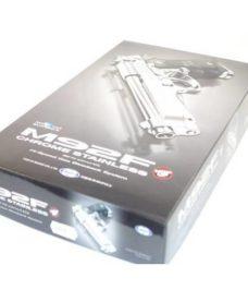 M92FS Airsoft Chromé Marui GBB