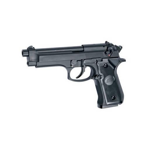 M92FS Airsoft noir Gaz