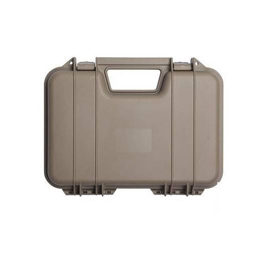 Mallette plastique transport Airsoft 31cm Desert