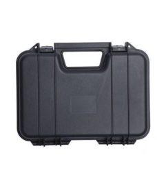 Mallette plastique transport Airsoft 31cm Noire