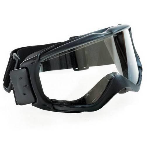 Masque de protection Airsoft avec bord en mousse
