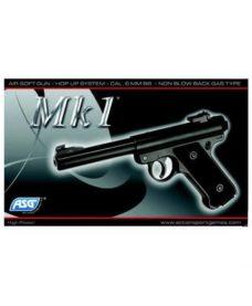 Mk1 Airsoft Noir Gaz
