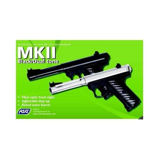 MKII Airsoft Bicolore CO2