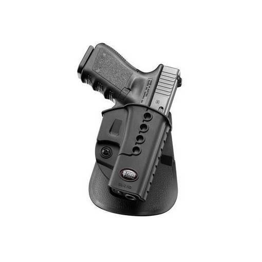Paddle holster Glock 17 / 19 GL-2 ND