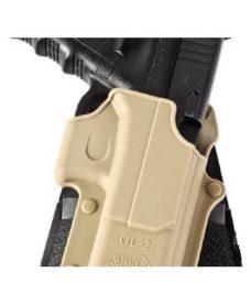 Paddle holster Glock 17 / 19 Khaki GL-2K