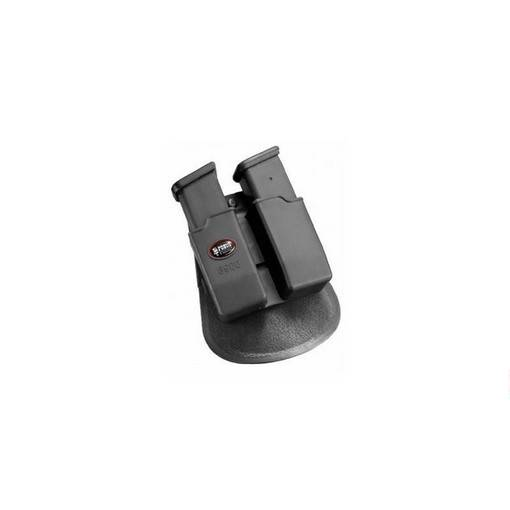 Paddle rotatif Glock 9mm porte chargeur double