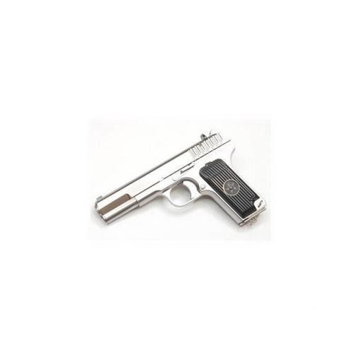 Pistolet TT33 WE Airsoft Chrome GBB