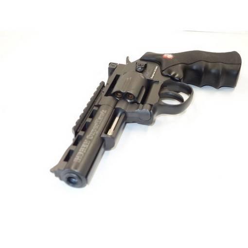 Ruger super Hawk Noir 4 pouces métal CO2