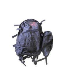 Sac à dos Airsoft multi-poches Noir