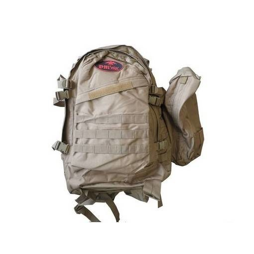 Sac à dos Airsoft multi-poches Tan