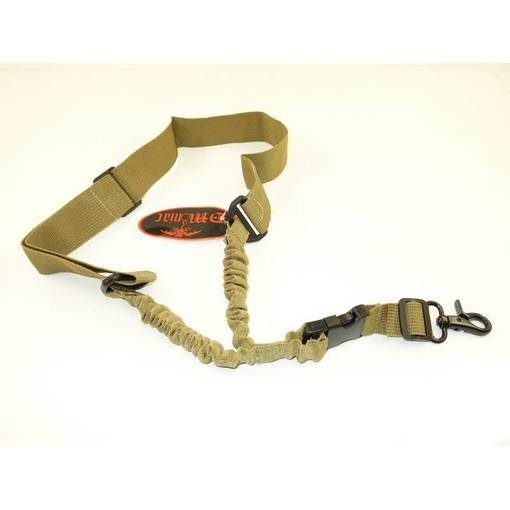 Sangle 1 point Airsoft Quick release Tan