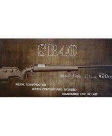 Sniper SR40 Spring Classic Army Airsoft