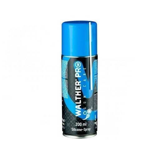 Spray silicone Airsoft Walther Pro gun care 200ml