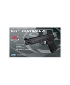 STI Tactical X MS Airsoft GBB Full métal