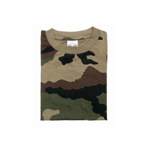 T-Shirt Airsoft camouflage Taille L