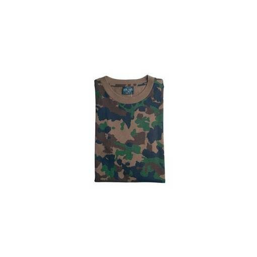 T-Shirt Airsoft camouflage suisse Taille M