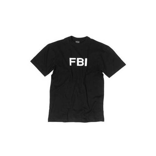 T-shirt FBI Airsoft Taille M