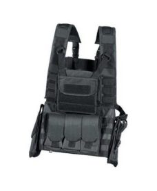Veste Airsoft Elite force mission chest rig