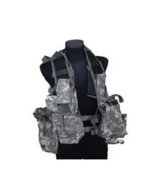 Veste tactique Airsoft Digital