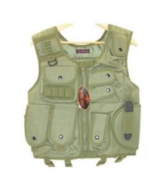 Veste tactique Airsoft SWAT OD