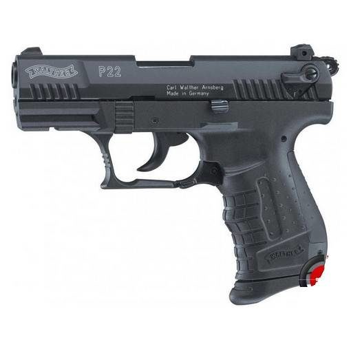 Walther P22 Noir spring Airsoft