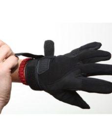 gants tactiques airsoft duke riposte noir