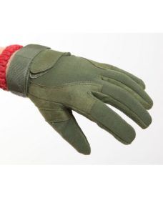 gants tactiques airsoft duke riposte olive