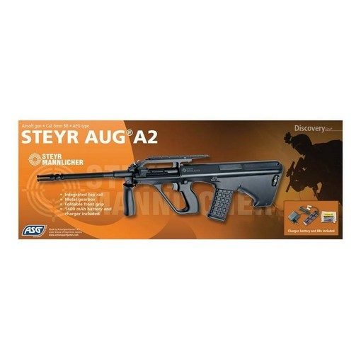 ASG Steyr AUG A2 DLV Airsoft