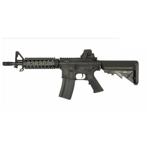 Colt M4 Metal CQB RIS Nylon Fibre 2 chargeurs Complet