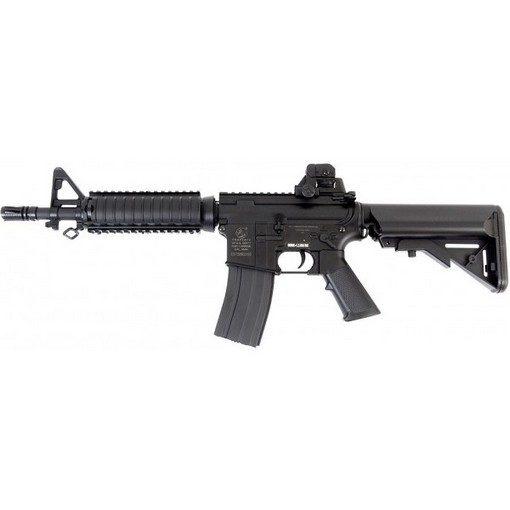 Colt M4A1 AEG CQBR Noir AEG Complet