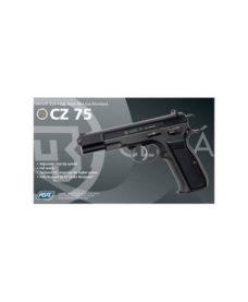 CZ 75 MS ASG Full Métal GBB