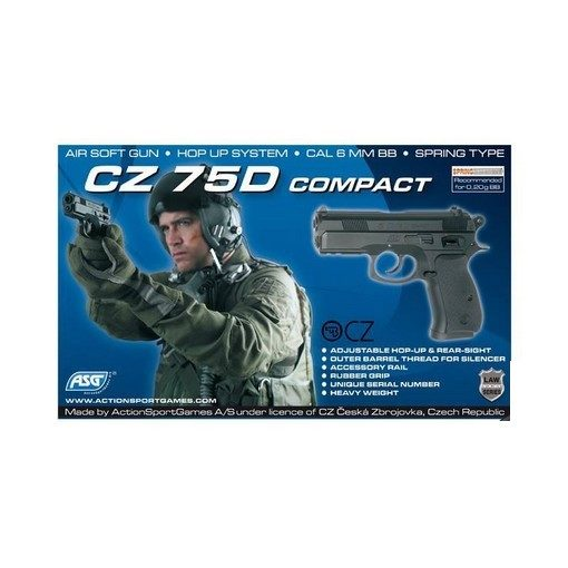 CZ 75D Compact HWA ASG spring
