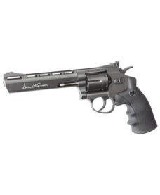 Dan Wesson noir Canon 6'' CO2
