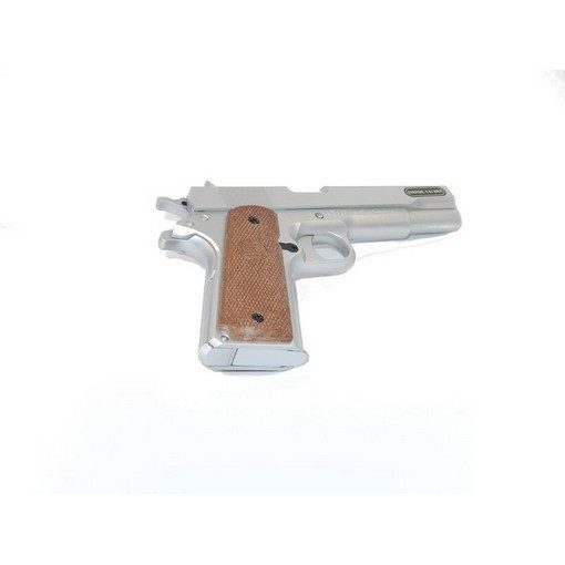 KWC 1911A1 Model Silver spring