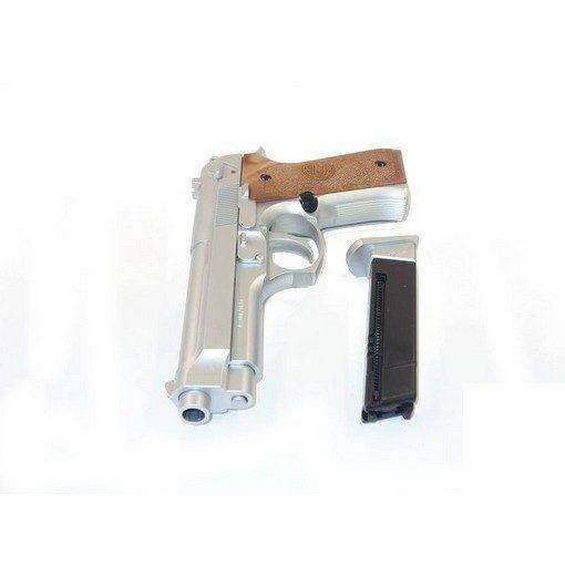 KWC M92 Model Silver spring