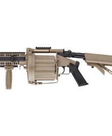 Lance Multi grenades Milkor ICS Tan