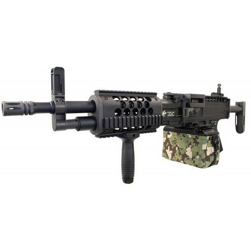 LMG Light Machingun Metal AEG Classic Army