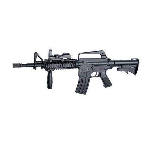 M15A1 Carbine spring ASG + Point rouge + poignée