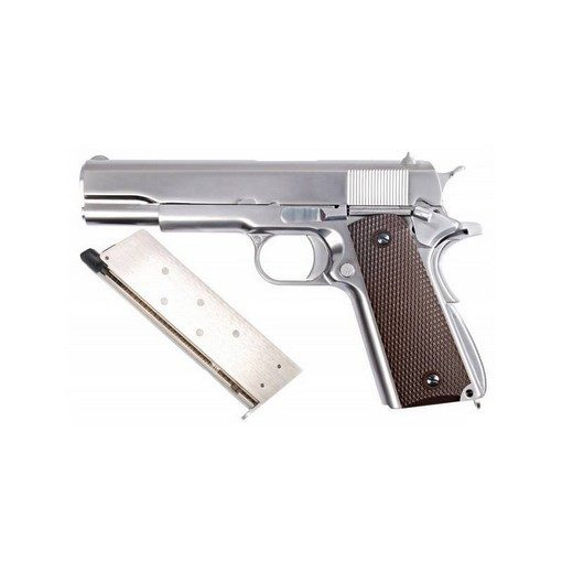 M1911 Chrome GBB WE
