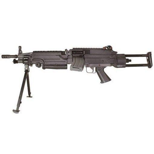 M249 PARA Noire metal Classic Army