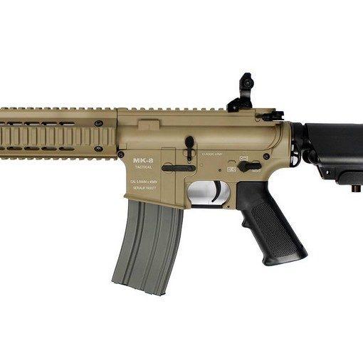 M4 MK-8 tan Full Métal AEG Classic Army