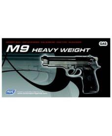 M9 ASG HW BK Full Métal GBB