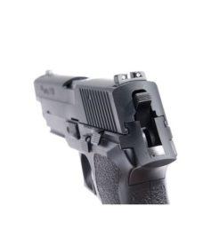 Pistolet WE F226 E2 GBB Noir