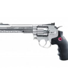 Ruger Super Hawk Chrome Canon 6'' CO2
