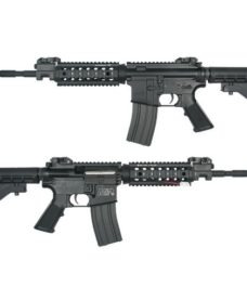 Smith et Wesson M&P 15 PSX metal AEG King Arms