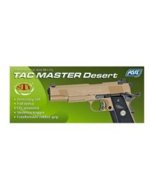 STI Tactical Master tan CO2 Blowback ASG